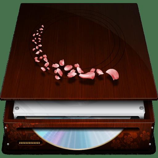 Hardware-External-DVD icon