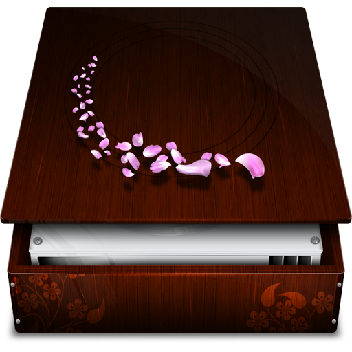 Hardware-HDD icon