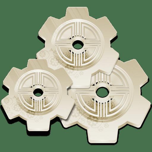 Hardware-Setting icon