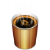 Coffee-hot icon