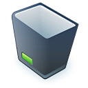 Recycle-bin-2 icon
