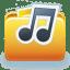 Audio-documents icon