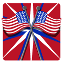 Independence Day 6 Flags icon