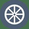 Bikewheel icon