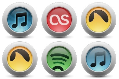 iTunes X and Extras Icons