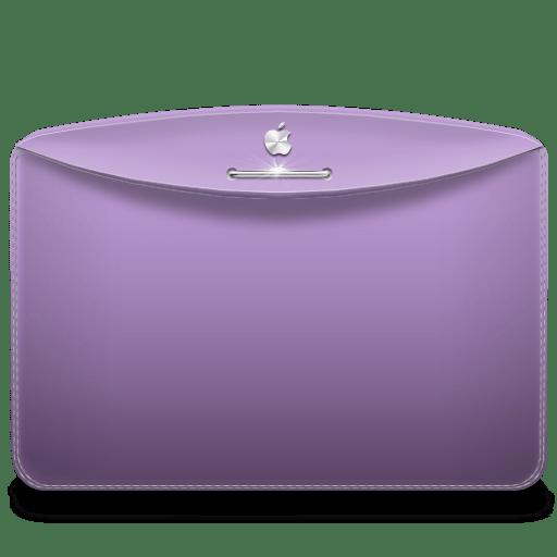 Folder Color Lilac Purple icon
