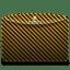 Folder-Pattern-Stripes-Warning icon
