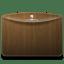Folder Pattern Wood icon