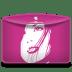 Folder-Girl-Pink icon