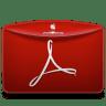Folder-Text-PDF-Logo icon