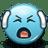 Emoticon Bugged Noise Loud icon