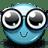 Emoticon Geek Nerd icon