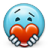 Emoticon Love Gift Give icon