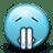 Emoticon Praying Pray icon