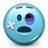 Emoticon Punched Bruise icon