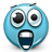 Emoticon-Shocked-Screaming-Scream icon