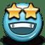 Emoticon Dream Stars icon