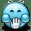 Emoticon Giggle Laugh Lol icon