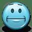 Emoticon Neutral icon