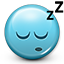 Emoticon Sleeping Sleep Zzz icon