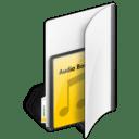 Folder Audio Book icon