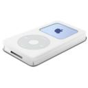 Apple iPod 4th Gen Side icon