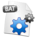 Filetype BAT icon