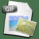 Filetype GIF icon