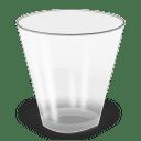 Trash w Outline copy icon