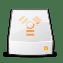 Firewire drive copy icon