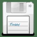 Floppy copy icon