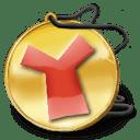 Medallion icon
