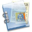 Folder and Documents icon