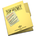 Top Secret Folder icon