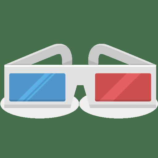 3D-Glasses icon