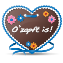 Gingerbread-Heart icon