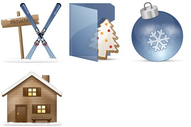 Free Wintertime Icons