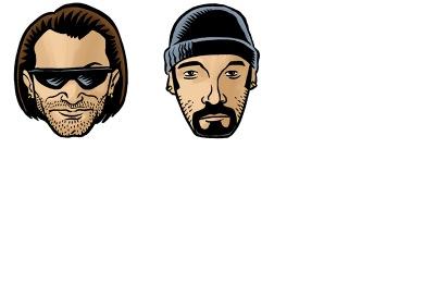 U2 Icons
