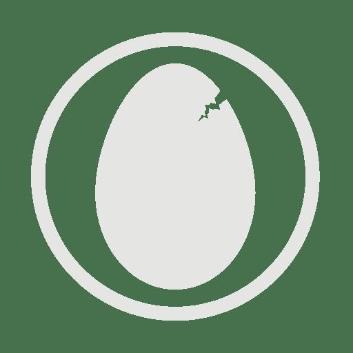 Eggs-allergy-grey icon
