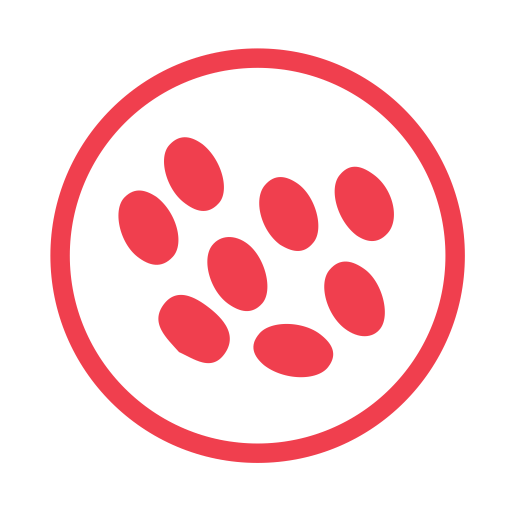 Sesame-allergy-red icon