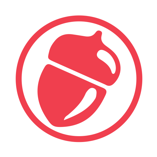 Treenut allergy red icon