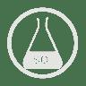 Sulphurdioxide-allergy-grey icon
