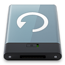 Graphite Backup W icon