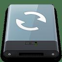 Graphite Sync W icon