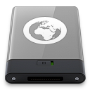Grey Server W icon