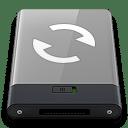 Grey-Sync-W icon