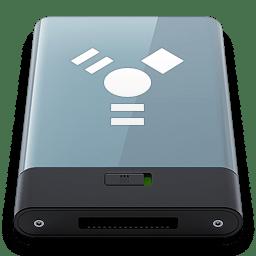 Graphite Firewire W icon