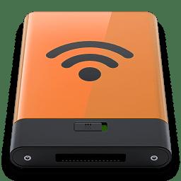 Orange Airport B icon
