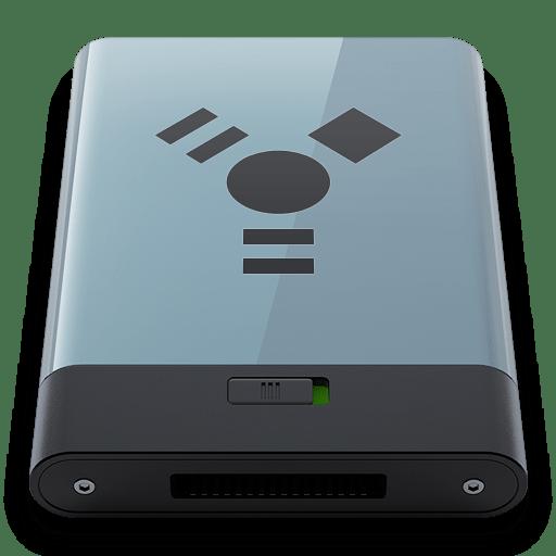 Graphite-Firewire-B icon