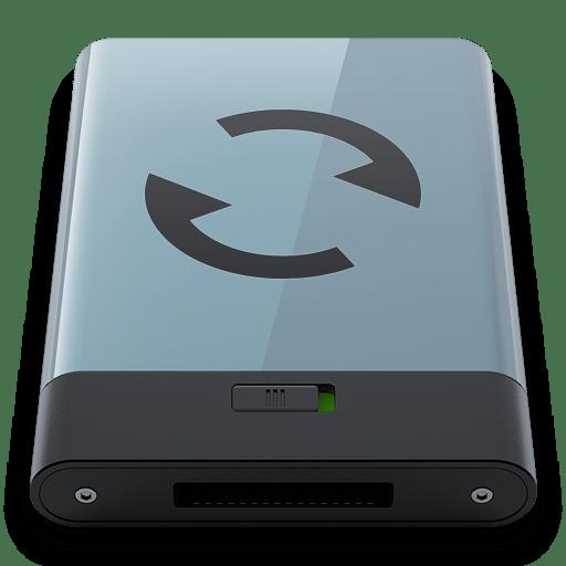 Graphite-Sync-B icon